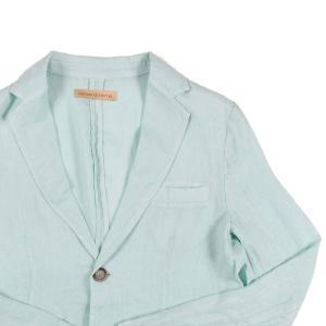 succo di lana(スッコ・ディ・ラナ) ジャケット WO2485 ブルー L 22833bl 【S22840】|utsubostock