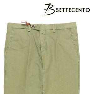 B SETTECENTO(ビーセッテチェント) パンツ MH700-7140 カーキ 36 22874kh 【S22885】 utsubostock