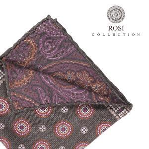 ROSI COLLECTION(ロージコレクション) ポケットチーフ EASY グリーン ONESIZE 23346gr 【W23346】 utsubostock