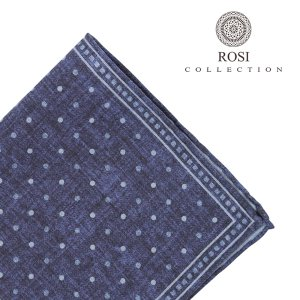 ROSI COLLECTION(ロージコレクション) ポケットチーフ DENIM ネイビー ONESIZE 【W23349】 utsubostock