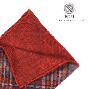ROSI COLLECTION(ロージコレクション) ポケットチーフ WILL レッド ONESIZE 【W23351】|utsubostock