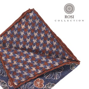 ROSI COLLECTION(ロージコレクション) ポケットチーフ WILL ネイビー ONESIZE 23352nv 【W23352】 utsubostock