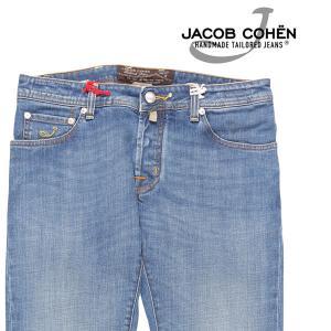 JACOB COHEN(ヤコブコーエン) ジーンズ J622 ブルー 35 23430 【A23431】 utsubostock