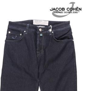 JACOB COHEN(ヤコブコーエン) ジーンズ PW620 ブルー 33 【A23432】|utsubostock