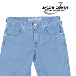 JACOB COHEN(ヤコブコーエン) ハーフパンツ PW6636 スカイブルー 30 23447 【S23447】|utsubostock