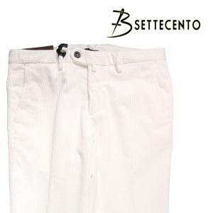 B SETTECENTO(ビーセッテチェント) パンツ 8006 ホワイト 36 23715wh 【W23721】 utsubostock