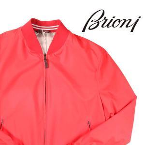 brioni(ブリオーニ) ブルゾン SLPX0L P843X レッド L 【A24083】|utsubostock
