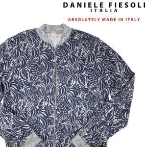 DANIELE FIESOLI トレーナー メンズ 春夏 XXL/52 ネイビー 紺 ダニエレフィエゾーリ 大きいサイズ 並行輸入品 utsubostock