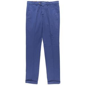 B SETTECENTO(ビーセッテチェント) パンツ MH700-9022 ブルー 35 25673 【A25678】|utsubostock