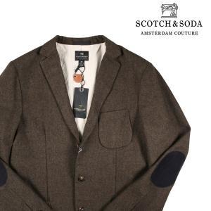 SCOTCH&SODA ジャケット メンズ 秋冬 54/3XL カーキ スコッチアンドソーダ 大きいサイズ 並行輸入品|utsubostock