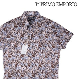 PRIMO EMPORIO 半袖シャツ メンズ 春夏 L/48 プリモエンポリオ 並行輸入品|utsubostock