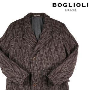 BOGLIOLI コート OC0003 gray 50【W4919】 ボリオリ|utsubostock