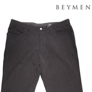 【50】 BEYMEN ベイメン パンツ メンズ 秋冬 ブラック 黒 並行輸入品 ズボン|utsubostock