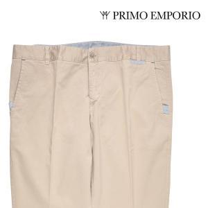 【52】 PRIMO EMPORIO プリモエンポリオ カラーパンツ メンズ 春夏 ベージュ 並行輸入品 ズボン 大きいサイズ|utsubostock