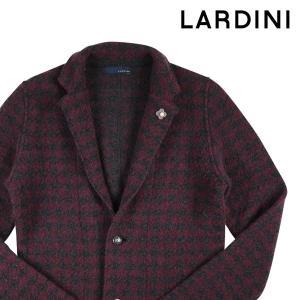 LARDINI ジャケット メンズ 秋冬 XS/42 パープル 紫 ラルディーニ アウトレット 並行輸入品 utsubostock
