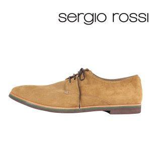 SERGIO ROSSI 革靴 メンズ セルジオロッシ 並行輸入品|utsubostock