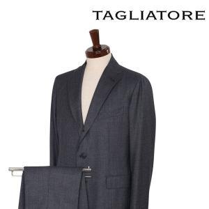【50】 TAGLIATORE タリアトーレ スーツ 06UIA111 メンズ REDA社素材使用 グレー 灰色 並行輸入品|utsubostock