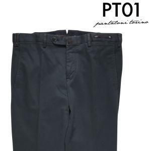 PT01 コットンパンツ メンズ 秋冬 50/XL グレー 灰色 CDDT010250 ピーティー ゼロウーノ 並行輸入品|utsubostock