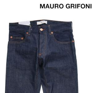 MAURO GRIFONI ジーンズ メンズ 29/S ブルー 青 マウログリフォーニ 並行輸入品|utsubostock
