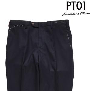 PT01 スラックス メンズ 秋冬 48/L ネイビー 紺 141ST0052923 ピーティー ゼロウーノ 並行輸入品 utsubostock