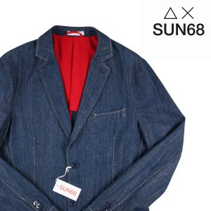 【M】 SUN68 サンシックスティーエイト ジャケット メンズ 並行輸入品 アウター トップス|utsubostock