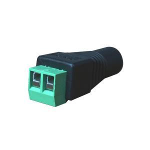 DCジャック アダプタ DCメス 変換アダプター プラスマイナスの導線→外径5.5内径2.1 変換アダプタ ジャック 変換|utsunomiyahonpo
