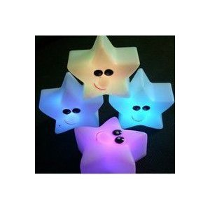LED インテリア 照明 卓上 ペンギン スター 星 テーブル デスク 寝室 玄関 モチーフ 置物 utsunomiyahonpo