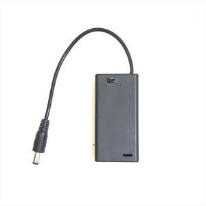 電池ボックス 3.0V出力 単4電池2本 スイッチ機能付 DCプラグ|utsunomiyahonpo