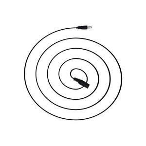 DC 延長 ケーブル 3m コード 外径5.5mm 内径2.1mm 許容量 6A DCジャック DCプラグ DCコネクタ ケーブル|utsunomiyahonpo