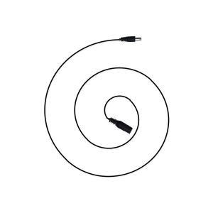 DC 延長 ケーブル 1m コード 外径5.5mm 内径2.1mm 許容量 6A DCジャック DCプラグ DCコネクタ ケーブル|utsunomiyahonpo