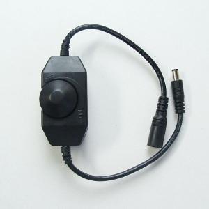 LEDテープ用 調光器 単色 12V 3A 3528 5050つまみ式 明るさ調整 コントローラー|utsunomiyahonpo