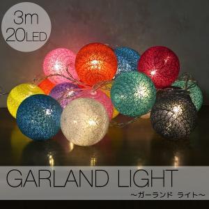 ガーランドライト イルミネーション クリスマス ライト 電池式 電球色 3m レース キャンプ LED オーナメント|utsunomiyahonpo