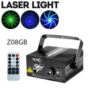 ステージライト 舞台照明 レーザービーム ライト LS-Z08GB リモコン付き|utsunomiyahonpo