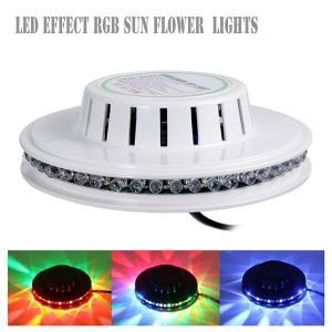 円盤 サンフラワー LEDステージライト 舞台照明 LS-31 ホワイト(本体) ステージ 照明器具|utsunomiyahonpo