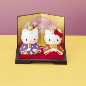 *gift-41 【雛人形】 (大) 【送料無料】 【グッズ】 贈り物に♪ディズニーお雛様*ペア飾り