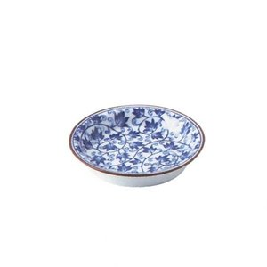 唐草 薬味皿(10枚)|utuwayaissin