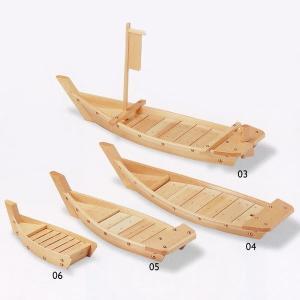 木製舟盛り器 川舟50cm|utuwayaissin