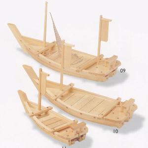 木製舟盛り器 白木料理舟50cm|utuwayaissin