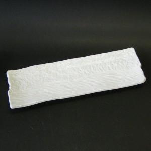サンマ皿 白楽長皿32.5×10.8cm業務用|utuwayaissin
