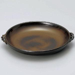 灰釉陶板10号(30.5cm)陶器製業務用 utuwayaissin