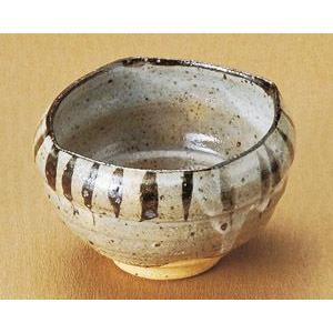 小付 唐津四方ククリ小鉢(手造り) utuwayaissin