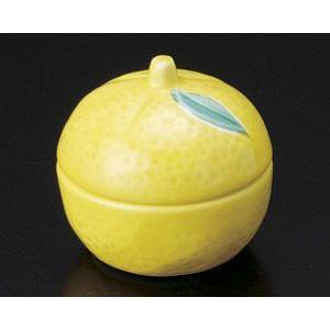 黄ゆず蓋付珍味入れ・小|utuwayaissin