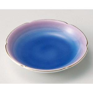 二色吹 フルーツ皿 15.7cm utuwayaissin