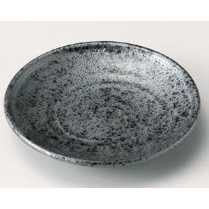 銀彩結晶丸5.0皿(フルーツ皿)15.3cm utuwayaissin