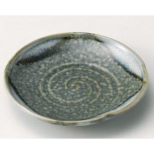 織部おふけ丸5.0皿(フルーツ皿)15.3cm utuwayaissin