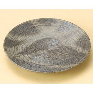 炭化火だすき4.8皿(銘々皿)15cm utuwayaissin