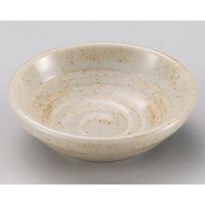 業務用小皿・伊賀渦白2.5皿(8.3cm)|utuwayaissin