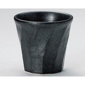 焼酎カップ・黒結晶 業務用 utuwayaissin