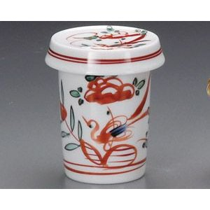 ひれ酒カップ(ふぐヒレ酒用)・花鳥 utuwayaissin