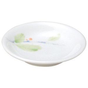 給食用食器 赤い実・10cm浅皿(強化磁器)|utuwayaissin